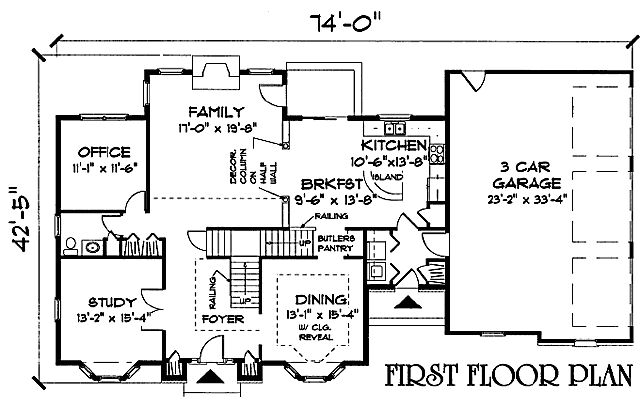 Big Houses Floor Plans House Plans