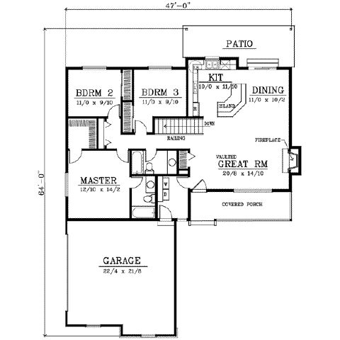 Dimensions Of 200 Square Feet House Plans 700 Sq Ft