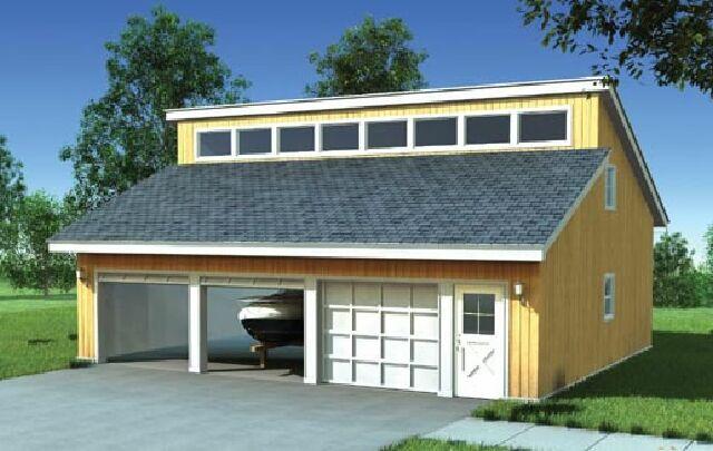 Design Connection LLC Garage Plans Garage Designs Plan detail – 24 By 24 Garage Plans