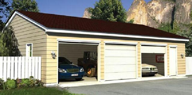 Design connection llc garage plans garage designs for 50 x 30 garage plans